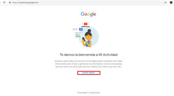 Cronologia di navigazione di Google Come visualizzare, configurare, eliminare e scaricare tutto? 1