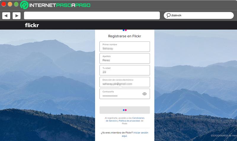 Come creare un account su Flickr per salvare e vendere foto e video online? Guida passo passo 8