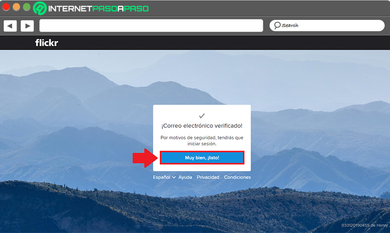 Come creare un account su Flickr per salvare e vendere foto e video online? Guida passo passo 10