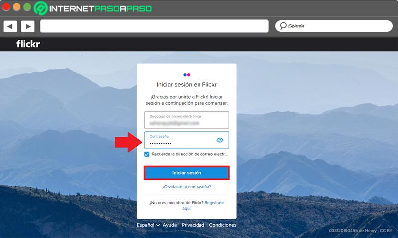 Come creare un account su Flickr per salvare e vendere foto e video online? Guida passo passo 11