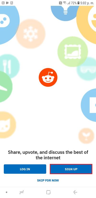 Come creare un account su Reddit per utilizzare il più grande forum Internet? Guida passo passo 2