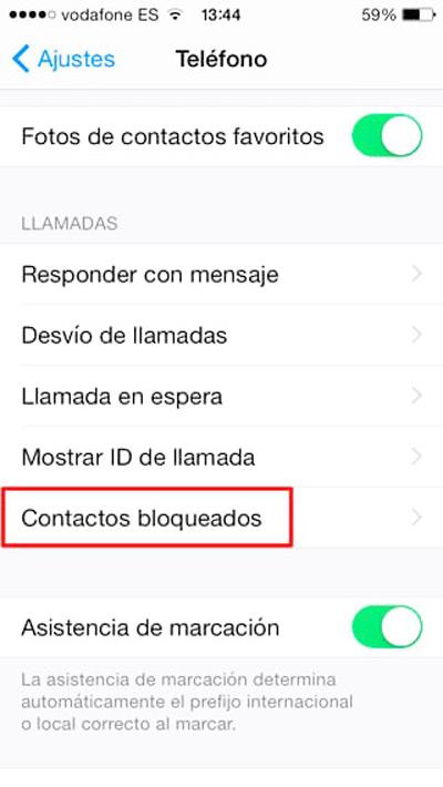 Come bloccare numeri di telefono e contatti su iPhone e non ricevere chiamate? Guida passo passo 2