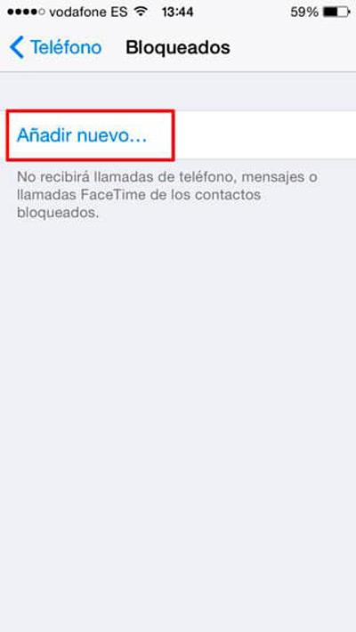 Come bloccare numeri di telefono e contatti su iPhone e non ricevere chiamate? Guida passo passo 3