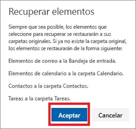 Come recuperare e-mail cancellate a lungo nel tuo account Hotmail? Guida passo passo 5