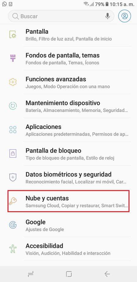 Come trasferire tutti i contatti da un telefono Android a un altro smartphone? Guida passo passo 7