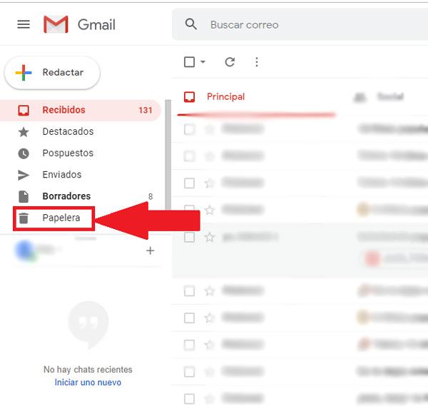 Come recuperare email cancellate molto tempo fa nel tuo account Gmail? Guida passo passo 3