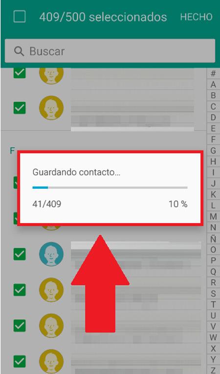 Come trasferire tutti i contatti da un telefono Android a un altro smartphone? Guida passo passo 6
