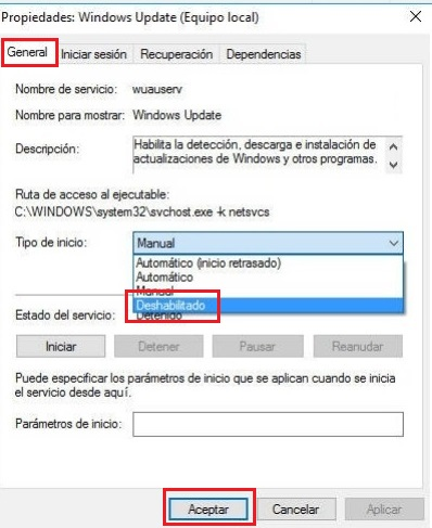 Come disabilitare gli aggiornamenti automatici di Windows 10? Guida passo passo 5