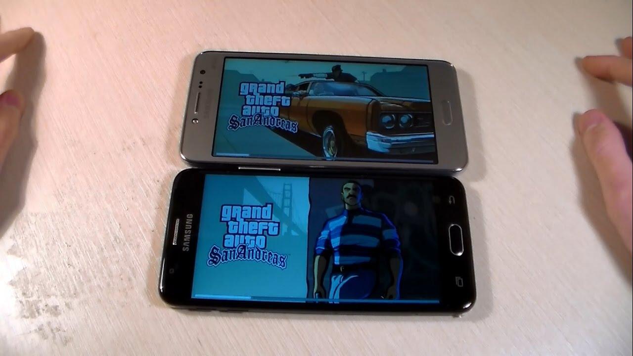 Differenze tra Galaxy J2 Prime e Galaxy J5 1