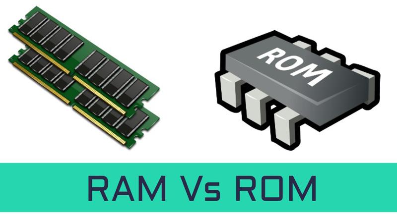 Quali sono le principali differenze tra RAM e ROM? Tipi ed esempi 3