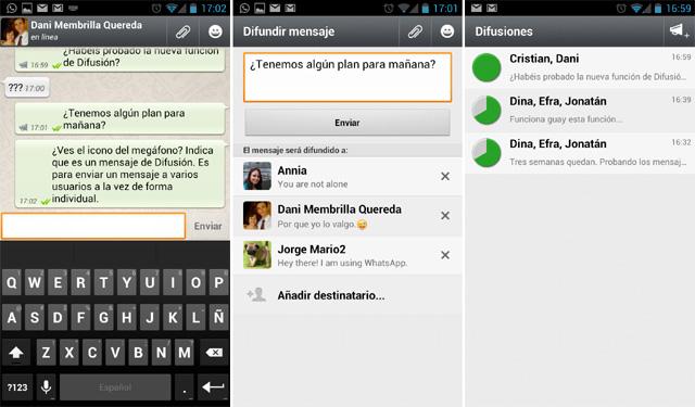 Trasmissione su WhatsApp: cos'è e a cosa serve? 1