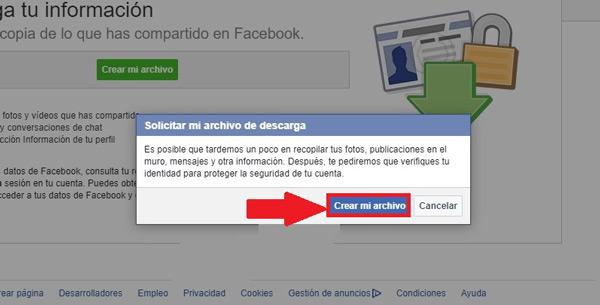 Come scaricare tutte le mie foto da Facebook? Guida passo passo 4