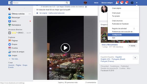 Come scaricare tutte le mie foto da Facebook? Guida passo passo 1