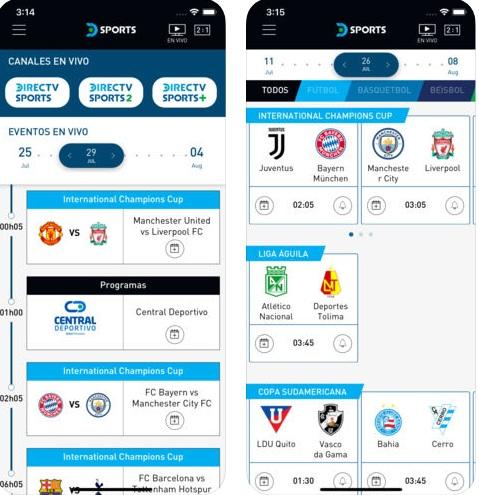 Quali sono le migliori applicazioni per guardare il calcio su iPhone gratuitamente dal vivo e senza tagli? 2019 8