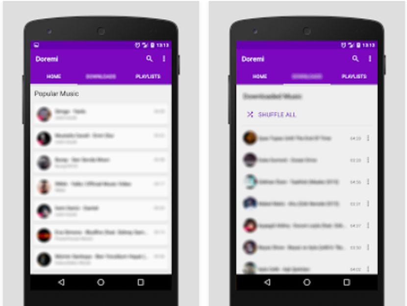Scarica Doremi 2 per Android. Goditi un buon lettore musicale 2