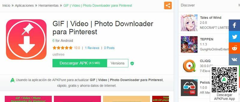Come scaricare video da Pinterest per guardarli in seguito senza essere connessi a Internet? Guida passo passo 5