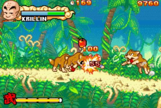 Dragon Ball Advanced Adventure per Android, gioca di nuovo 2
