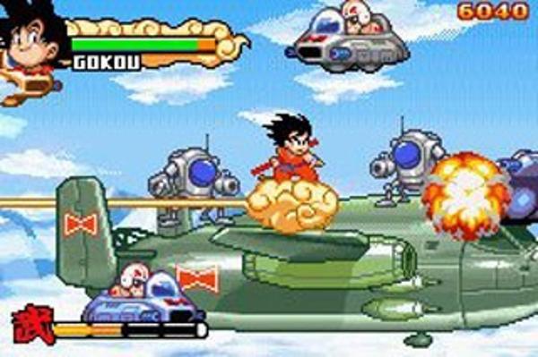 Dragon Ball Advanced Adventure per Android, gioca di nuovo 1