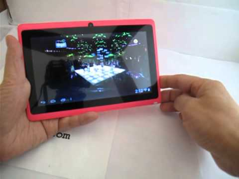 Come eseguire il root di Dragon Touch Y88 Tablet [Step by Step] 1