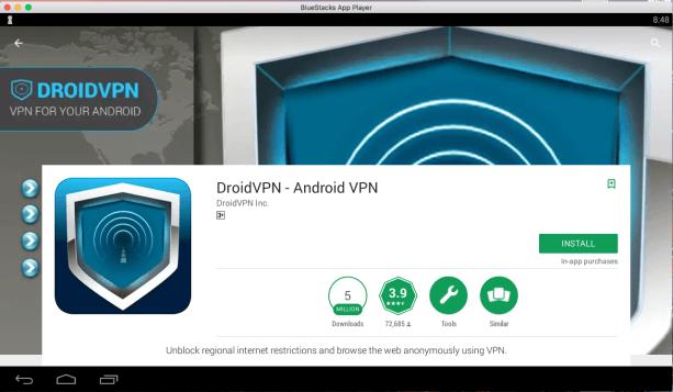 Come configurare DroidVPN SENZA root 1