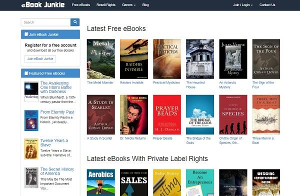 Quali sono le pagine migliori per scaricare libri digitali, ePub, eBook o PDF? Elenco 2019 33