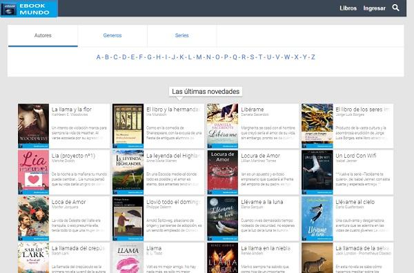 Quali sono le pagine migliori per scaricare libri digitali, ePub, eBook o PDF? Elenco 2019 27