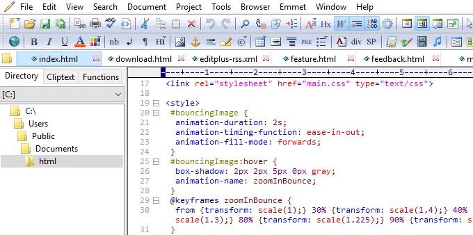 Estensione .HTML Cosa sono e come aprire questo tipo di file? 13