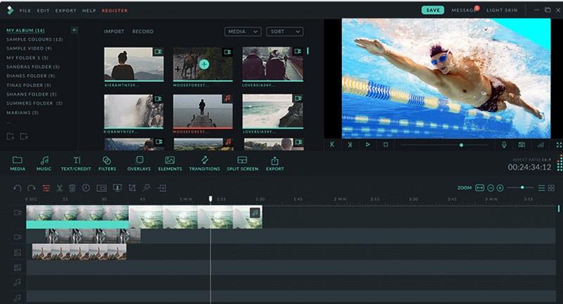 Quali sono i migliori programmi e applicazioni per modificare i video? Elenco 2019 19