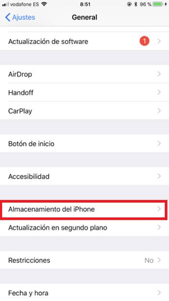 Come svuotare la cache del telefono iPhone per liberare spazio e ottimizzarne le prestazioni? Guida passo passo 2