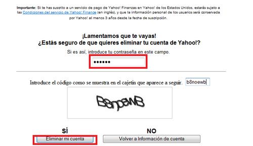 Come creare un account e-mail su Yahoo! Gratis, facile, veloce e in spagnolo? Guida passo passo 11