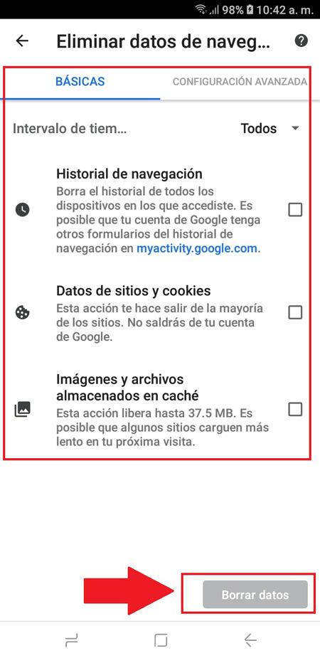 Come eliminare tutto ciò che si vede su Google oggi? Guida passo passo 15
