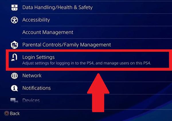 Come eliminare un utente dalla tua console PS4 in modo facile e veloce? Guida passo passo 3