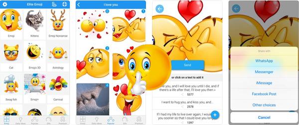 Quali sono i migliori pacchetti di adesivi per WhatsApp Messenger da scaricare gratuitamente su iOS? 2019 8