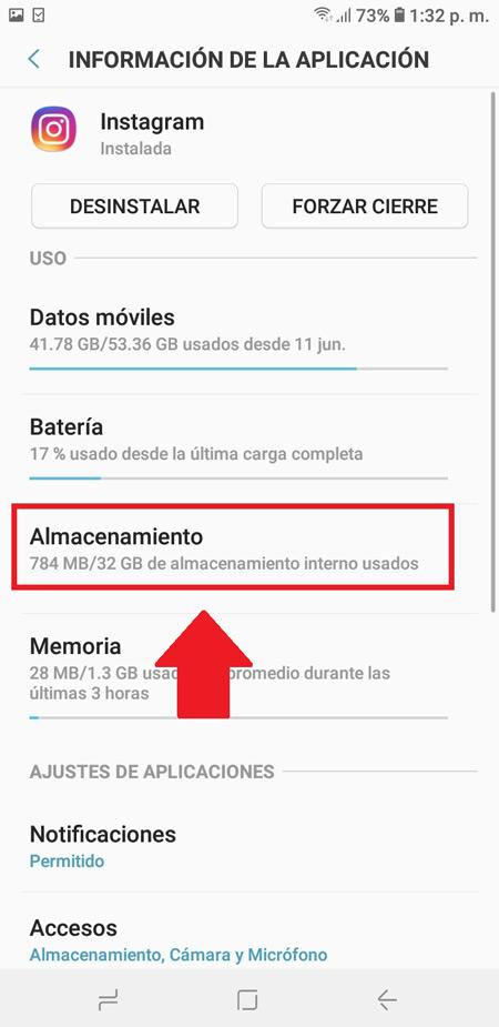 Come svuotare la cache di Instagram su iPhone e Android in modo facile e veloce? Guida passo passo 3