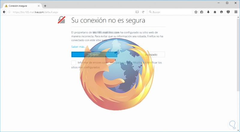 Correggi l'errore: «La connessione non è privata» in Chrome e Firefox - Guida dettagliata 2019 4