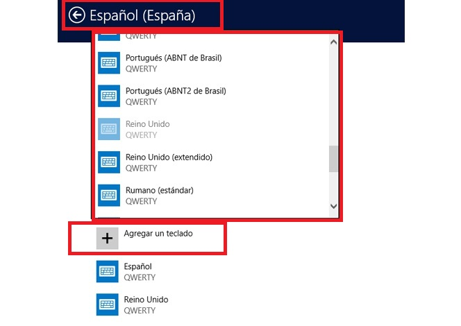Come cambiare la lingua della tastiera su computer Windows 10, 7 e 8? Guida passo passo 4