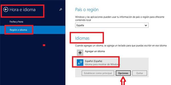 Come cambiare la lingua della tastiera su computer Windows 10, 7 e 8? Guida passo passo 3