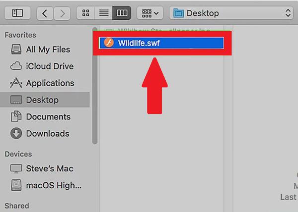 Estensione .SWF Cosa sono e come aprire questo tipo di file? 9
