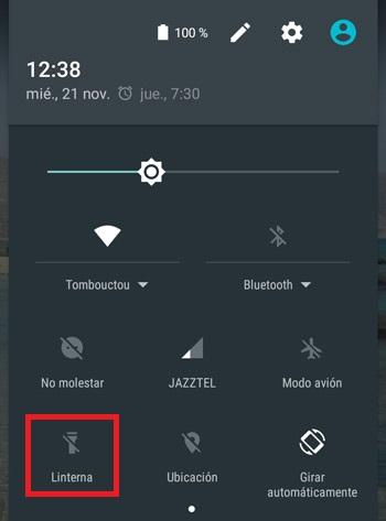 Come attivare la torcia del mio smartphone Android e iOS? Guida passo passo 2