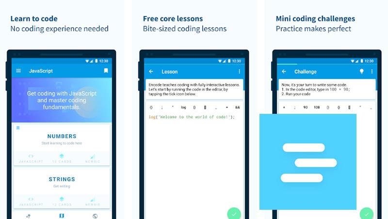Quali sono le migliori applicazioni da imparare a programmare dal tuo cellulare? Elenco 2019 3