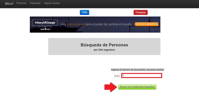 Come cercare persone per ID su Internet? Guida passo passo 4