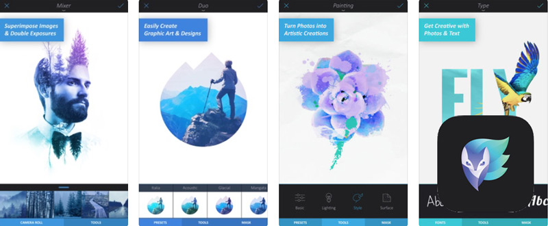 Quali sono le migliori applicazioni per riparare foto gratis come un professionista su Android e iOS? Elenco 2019 9