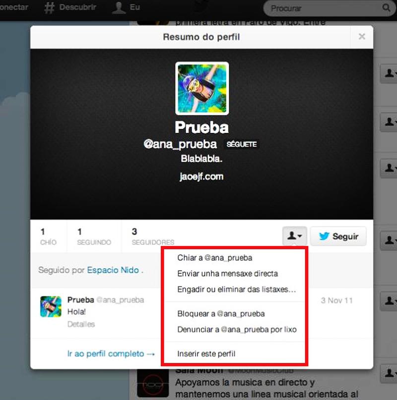 Come bloccare rapidamente qualcuno su Twitter? Guida passo passo 3