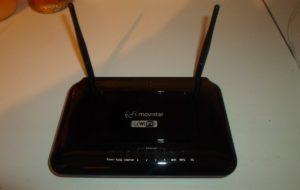 Come accedere al router Movistar Chile 26