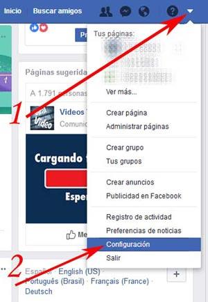 Come eliminare un account Facebook per sempre? Guida passo passo 2