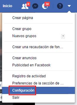 Come accedere a Facebook gratuitamente in spagnolo facilmente e rapidamente? Guida passo passo 9