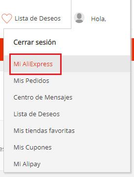 Come eliminare un account AliExpress facile e veloce per sempre? Guida passo passo 2