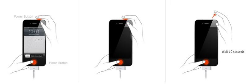 Come attivare un telefono iPhone che è stato bloccato? Guida passo passo 3