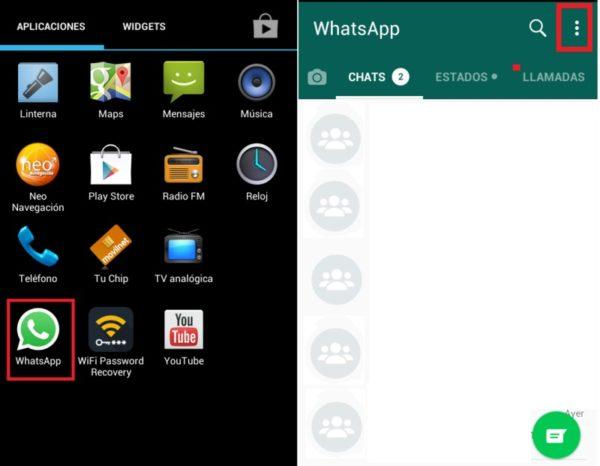 Come effettuare e ripristinare un backup di WhatsApp Messenger? Guida passo passo 1