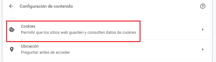 Come abilitare o disabilitare i cookie da tutti i browser? Guida passo passo 4